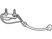 Ford Crown Victoria Battery Cable - 4W7Z-14301-AA