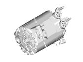 Ford Transit Connect A/C Compressor - CV6Z-19703-C