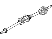 Lincoln CV Joint - CA5Z-3B436-D