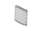 Ford Excursion Radiator - 3C3Z-8005-DF