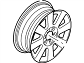 Mercury Spare Wheel - 6H6Z-1007-BA