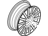 Lincoln Zephyr Spare Wheel - 6N7Z-1007-BACP