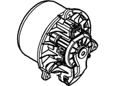 Ford Fiesta Blower Motor - BE8Z-19805-B
