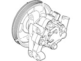 Ford Power Steering Pump - 7T4Z-3A696-A