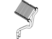 Lincoln Heater Core - AE9Z-18476-A
