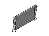 Lincoln MKZ Radiator - AE5Z-8005-E