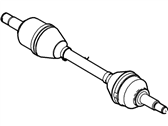 Ford Taurus X Drive Shaft - 8A8Z-3B437-D