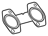 Ford Exhaust Manifold Gasket - BC2Z-9448-B