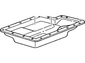 Lincoln Mark LT Transmission Pan - F6AZ-7A194-A