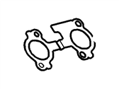 Ford Excursion Exhaust Manifold Gasket - YC2Z-9448-CA