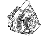 Mercury Alternator - 6F9Z-10V346-AARM