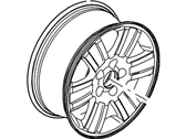 Mercury Mountaineer Spare Wheel - 6L2Z-1007-AA