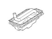 Ford Transmission Pan - 3C3Z-7A194-AA