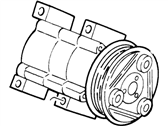 Lincoln A/C Compressor - F7DZ-19703-GB