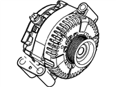 Ford E-350 Super Duty Alternator - 6C2Z-10346-EA
