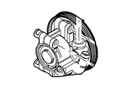Ford Power Steering Pump - 8A8Z-3A674-C