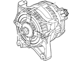 Ford Expedition Alternator - 2L7Z-10346-BB