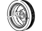 Ford E-150 Crankshaft Pulley - 7L3Z-6312-B