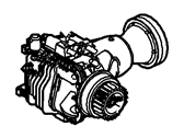 Ford Differential - 6L8Z-4201-A