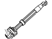 Ford Steering Shaft - 8C3Z-3B676-B