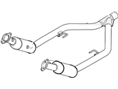 Ford Catalytic Converter - 6R3Z-5F250-MA