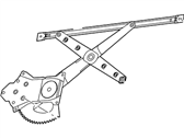 Ford Window Regulator - F67Z-7823209-AA