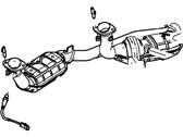 Mercury Catalytic Converter