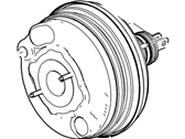 Ford Mustang Brake Booster - 9R3Z-2005-A