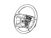 Ford Steering Wheel - 9L8Z-3600-RA