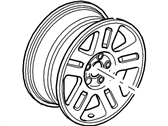 Mercury Mountaineer Spare Wheel - 5L2Z-1015-DA