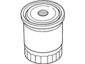Ford Ranger Fuel Filter - E3TZ-9365-A