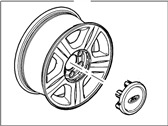 Ford Expedition Spare Wheel - 4L1Z-1007-AA