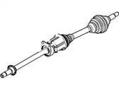 Ford CV Joint - DG1Z-3B436-C