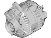 Lincoln MKZ Alternator - DS7Z-10346-C