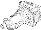 Mercury Sable Transmission Assembly - YF1Z-7000-EERM