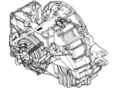 Lincoln Transmission Assembly - AA5Z-7000-B