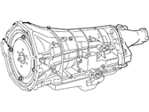 Lincoln Navigator Transmission Assembly - 1L1Z-7000-ACRM
