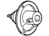 Ford Excursion Blower Motor - F81Z-19805-BA