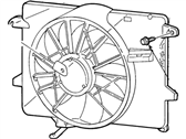 Lincoln Town Car Fan Motor - YW1Z-8C607-AB