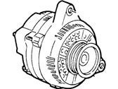 Mercury Mystique Alternator - F6RZ-10346-AARM