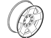 Ford F-250 Super Duty Spare Wheel - 5C3Z-1007-V