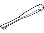 Mercury Windshield Wiper - F6DZ-17526-AB