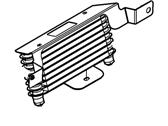 Lincoln Oil Cooler - 5L1Z-7A095-CA