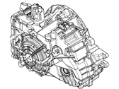 Lincoln Transmission Assembly - AA5Z-7000-D