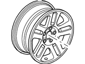 Mercury Mountaineer Spare Wheel - 1L2Z-1007-SA