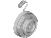 Ford A/C Idler Pulley - CL3Z-19D784-A