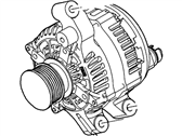 Ford Taurus Alternator - DG1Z-10346-D