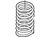 Ford Focus Coil Springs - BV6Z-5560-A