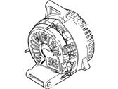 Mercury Mariner Alternator - 6L8Z-10346-BBRM1