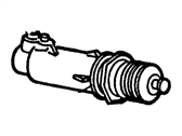 Ford Clutch Slave Cylinder - F1TZ-7A564-A